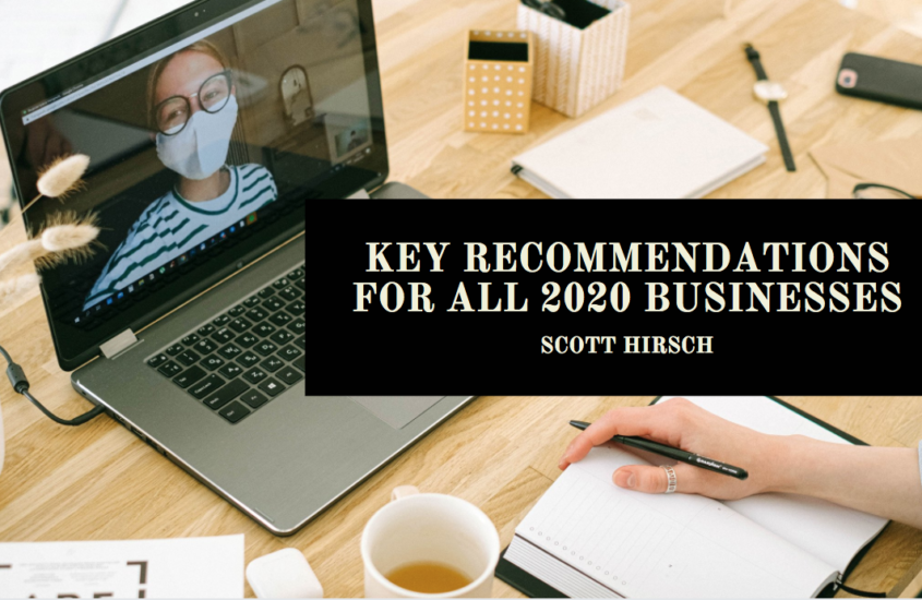 Is Your Digital Marketing Optimized? Scott Hirsch Has Key Recommendations for All 2020 Businesses