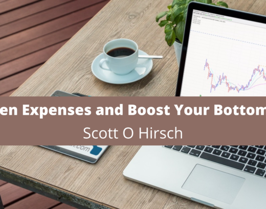 Tighten Expenses and Boost Your Bottom Line
